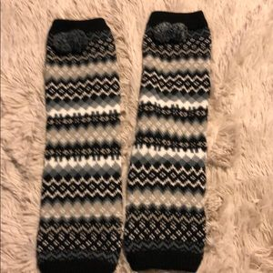Other - Footless Socks